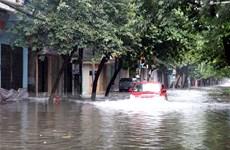 Bắc Bộ và Thanh Hóa có mưa vừa, có nơi mưa to và dông