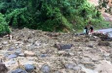 Khu vực miền núi phía Bắc, Thanh Hóa, Nghệ An có nguy cơ sạt lở đất