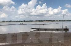 Thái Lan: Mực nước sông Mekong vẫn rất thấp dù đã có thêm mưa