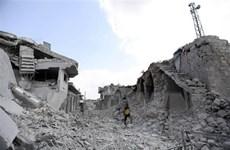 [Video] Bom mìn chưa nổ đe dọa thường dân Syria thời hậu chiến