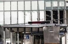 Một vụ nổ lớn làm rung chuyển cơ quan thuế của Đan Mạch