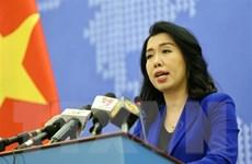 Việt Nam phản đối Trung Quốc tiến hành huấn luyện quân sự ở Hoàng Sa