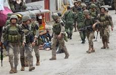 Tổng thống Philippines chỉ thị tăng cường lực lượng chống khủng bố