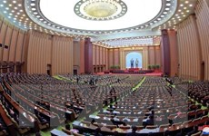 Triều Tiên triệu tập phiên họp thứ hai Hội đồng Nhân dân Tối cao