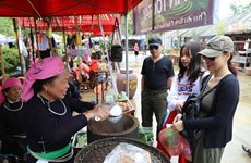 Lễ hội Ẩm thực và Không gian văn hóa Tây Bắc 2019 hấp dẫn du khách