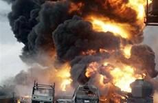 Tanzania: Xe bồn chở dầu phát nổ gây thương vong lớn