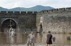 Nhiều người chết và mất tích sau khi bão Lekima đổ vào Trung Quốc