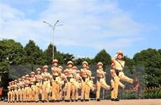 Quân ủy Trung ương gặp mặt Đảng ủy Công an Trung ương