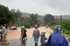 Nhiều vùng có mưa dông nhiệt, đề phòng lốc, sét và gió giật mạnh
