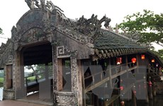 Từ 16/8 Thừa Thiên-Huế tổ chức phiên chợ đêm tại Cầu ngói Thanh Toàn