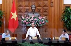 Thường trực Chính phủ thảo luận về phân bổ vốn cho các dự án quốc gia