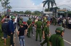 Đồng Nai: Đình chỉ thêm 1 cảnh sát trong vụ vây xe chở công an