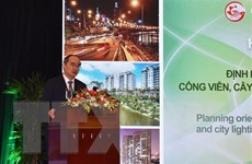 Thành phố Hồ Chí Minh: Tỷ lệ cây xanh hiện đang quá thấp