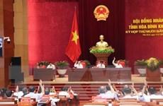 Sáp nhập toàn bộ huyện Kỳ Sơn vào thành phố Hòa Bình