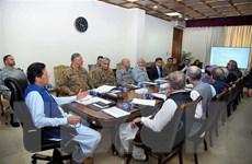 Thủ tướng Imran Khan thị sát khu vực Kashmir thuộc phần của Pakistan