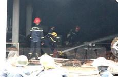 Cao Bằng: Cháy nhà và kho hàng, thiệt hại nhiều tỷ đồng