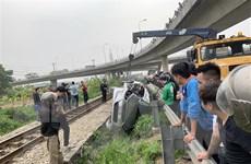 Yên Bái: Một người đàn ông bị tàu hỏa đâm chết khi đi qua đường sắt