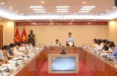 TTXVN chống tham nhũng gắn với bảo vệ nền tảng tư tưởng của Đảng