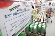Nhật Bản-Hàn Quốc và cuộc chiến thương mại mới ở Đông Á