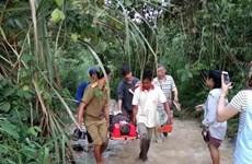 Tai nạn nghiêm trọng tại Lào, nhiều du khách Trung Quốc thiệt mạng
