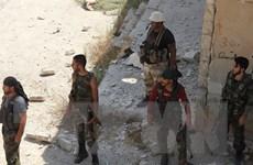 SOHR: Lực lượng nổi dậy Syria rút khỏi các vùng trọng yếu