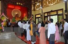 An Giang: Lễ kỷ niệm 131 năm ngày sinh Chủ tịch Tôn Đức Thắng