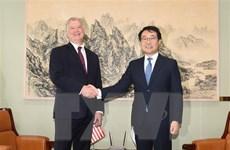 Đặc phái viên Mỹ-Hàn thảo luận nối lại đàm phán hạt nhân Triều Tiên