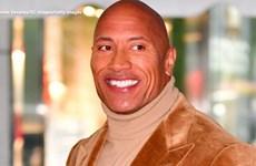 [Video] The Rock là diễn viên nhận cátxê cao nhất thế giới