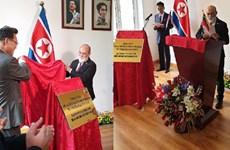 Venezuela chính thức khai trương Đại sứ quán tại Triều Tiên