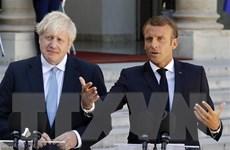 Anh và Pháp nhất trí tiếp tục thảo luận để tìm lối thoát cho Brexit