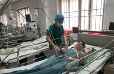 Cứu sống bệnh nhân bị cây sắt đâm xuyên phổi và đốt sống ngực