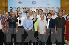 Trao Huân chương Hữu nghị tặng người sáng lập PeaceTrees Vietnam
