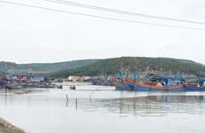 Trưa 30/8, bão số 4 đi vào đất liền các tỉnh từ Nghệ An đến Quảng Bình