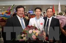 Việt Nam đạt nhiều thành tích tại Kỳ thi tay nghề thế giới lần thứ 45