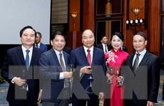 Thủ tướng và Phu nhân chủ trì chiêu đãi nhân kỷ niệm Quốc khánh 2/9