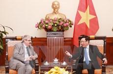Thứ trưởng Ngoại giao Uruguay Ariel Bergamino thăm Việt Nam