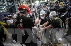 Cảnh sát Hong Kong: Hong Kong vừa trải qua 'đêm thảm họa'