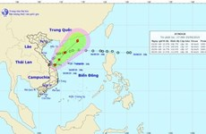 Khả năng 2 cơn áp thấp nhiệt đới sẽ sáp nhập tạo thành bão số 5