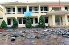Hà Tĩnh: Hoãn khai giảng tại các địa bàn bị mưa lũ chia cắt