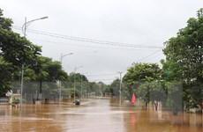 Áp thấp nhiệt đới di chuyển chậm, Trung Bộ mưa lớn diện rộng