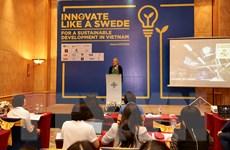 Cuộc thi 'Sáng tạo như người Thụy Điển' dành cho các bạn trẻ