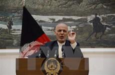 Tổng thống Afghanistan nêu điều kiện đàm phán với Taliban