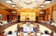 Phân công thành viên Chính phủ tiếp thu nội dung Phiên họp 37 UBTVQH