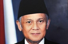Điện chia buồn nguyên Tổng thống Indonesia B.J. Habibie từ trần