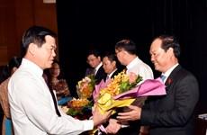 Ông Mai Ngọc Thuận giữ chức Phó Chủ tịch HĐND tỉnh Bà Rịa-Vũng Tàu