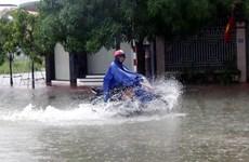 Từ ngày 13/9, Tây Nguyên và Nam Bộ mưa to, có nơi mưa rất to