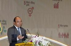 Thủ tướng: Con người là trung tâm của phát triển bền vững
