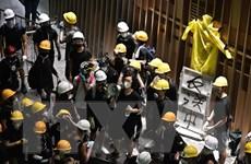 Cảnh sát Hong Kong sẽ kiên quyết chống hành vi vi phạm pháp luật