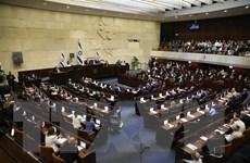 Bầu cử Quốc hội Israel quyết định vận mệnh chính trị của ông Netanyahu