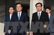 Lãnh đạo tình báo Hàn Quốc thăm Mỹ trước thềm cuộc gặp thượng đỉnh
